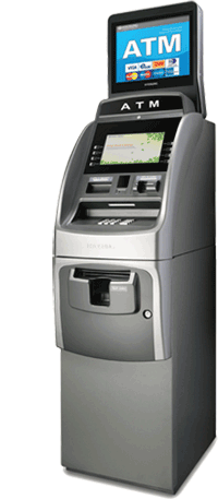ATM cash dispensing machine australia free for businesses