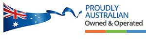 Proudly 100% Australian owned & operated
