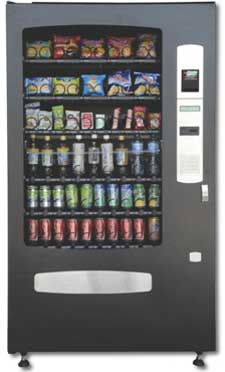 Combination Vending Machine