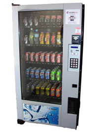 Royal Vision RVV500 drink vending machine