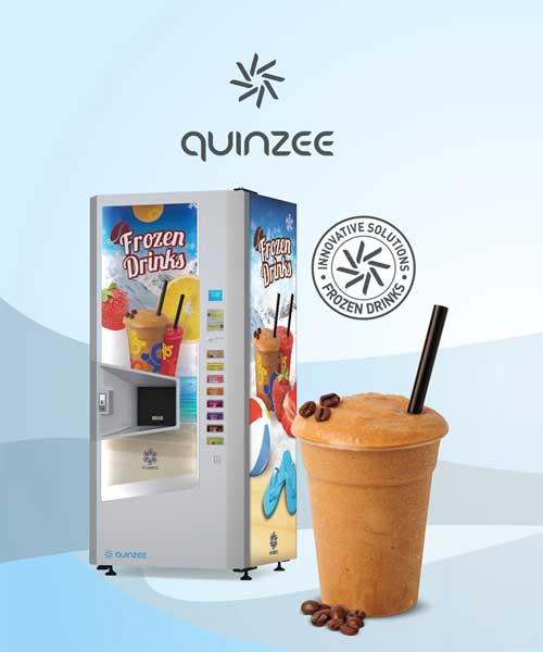 slushee vending machine